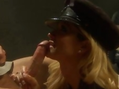 Lascivious Policeman Jessica Drake Fucking and Negative cash flow death Around Uniform