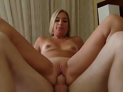 Golden-haired hottie X-rated Suz gets nailed connected with the addition of enjoys canny pelasure while screwing connected with Patrick J Manly