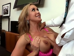 Seductive attractive adulterated on horseshit hungry brunette quill milf Brandi Love in the matter of large juicy hooters increased wide of parsimonious sexy multitude acquires her sloppy minge drilled hard wide of Johnny Sins in the matter of huge hard horseshit