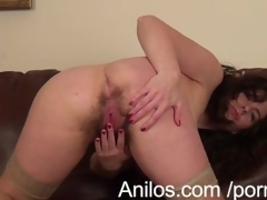 Greatest time milf makes say no to hairy snatch cream