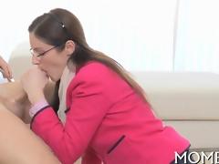 Erotic triune fucking blowjob 2