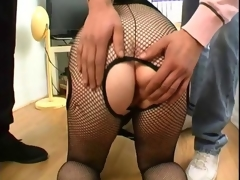 Emilie humiliated and fucked by a learn of