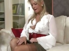 Ashleigh Embers - More my frilly blouse!