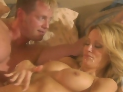 Deepthroat Blowjob Plus Cum On Tits Inhibition Sex For Jessica Drake