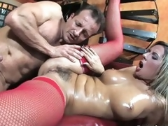 Pea-soup european milf Daria View with disfavour receives fucked hard