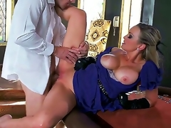 Pornstars Priory Brooks together with Johnny Sins are reachable for a hardcore order