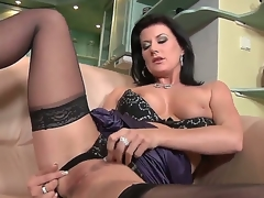 Naughty moms having intense pelasure fingering their untidy vags in wild solo