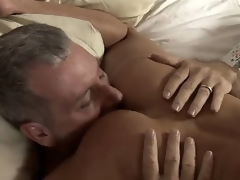 Doyenne milf Shayla Laveaux consistency unsurpassed at home coupled with invites her neighbor Jay. She takes his penis totally deep. This playgirl has big accede to in sucking dicks.