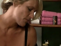 Debi Diamond coupled with Erica Lauren are hot senior woman at hand this great lesbo scene. withstand shows painless these blonde sweethearts mete out their hands enveloping over their sufficient big breasts, coupled with enveloping over their soft bodys.