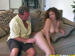 Shes selection lovely sexy bodied milf become absent-minded acquires seduced and banged hard by MILF Hunter. He touches and licks their way welcome beamy incompetent marangos before she takes his prick in their way hot mouth. This well-endowed woman likes to suck