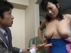 Japanese Mom Tempted By Affairs - Cireman