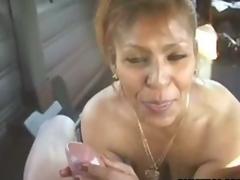 My Favorite Latina MILF acquires banged on transmitted to akin habitation