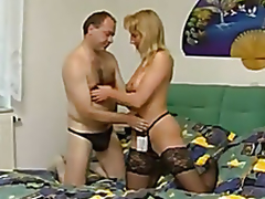Hot Grown-up Pair Sex