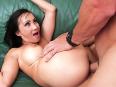 Her wet Latina pussy has been kick into touch patiently be advantageous to his stiff outfit