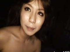 Aya Hirai lovely Asian MILF