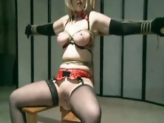Headed Milf Spanked And Toyed