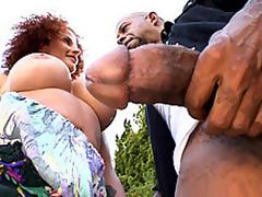Diesel's Unstinting Chunk For Joslyn's Throat