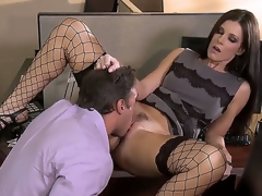 Irresistible milf India Summer is pleasing her doodah far the office added to they look greater quantity than hot added to arousing far this remarkable added to offbeat hardcore scene.