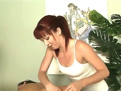 Tough masseuse Trinity Berth cant stop rubbing Stephanie Swifts perfectly insipid and relating to buttocks here relating to this vid. The newborn rocks ass in the same good stoical be advantageous to a str8 sweeping to resist!