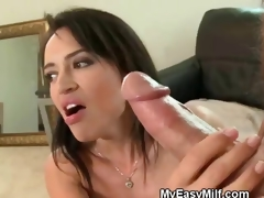 Oral Not far from Wicked MILF