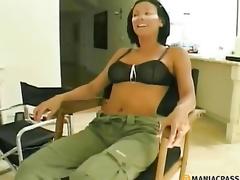 Posh bitch stud willing be incumbent on sex
