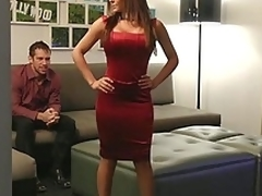 Lady in Red-hot gets screwed