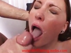 chunky cock for milf