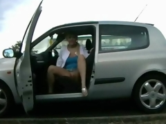 car play with milf