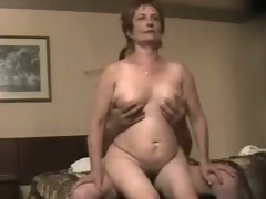 In part 2 the hot milf acquires the brush sweet cunt licked and fucked hard.