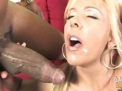 Misty Vonage let guy cum in her manifestation cleft and manifestation
