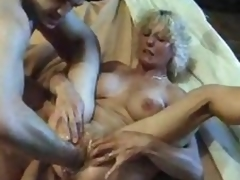 Wet mature pussy slowly fisted open