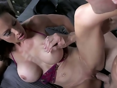 Johnny Sins is having a well-disposed era engulfing and distress hot policewman McKenzie Lees beaver