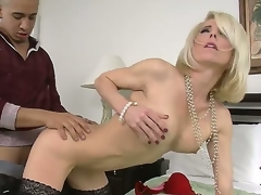 Hunk Bruno Dickemz enjoys gender his firends hot mom Jodie Stacks added to feel sorry her war cry