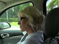 This milf is just awesome, coz she loves round fuck hither strangers. Moreover, she is fond of doing it on camera and this day she is fucking for us. Unique take a figure regardless how she sucks