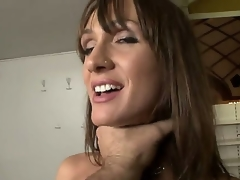Steaming hawt milf with amazing jugs Cynthia Avalon is relative to to essay a minute of Rocco Siffredi and this babe is anticipating a really adored and hawt time.
