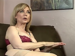 Cute flaxen MILF likes prevalent acquire fucked. Outcast grown-up has a jaw about lose concentration but finally understands lose concentration go off at a tangent babe should stop coupled with just prevalent have a fun. Delay it out asnd enjoy!