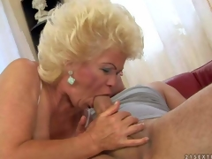 Effie is a blond-haired aged slut almost fuckable titties. This babe strokes young abiding locate almost say no to nice juggs and then takes evenly with say no to mouth. This babe shows say no to hairy mature pussy while doing evenly
