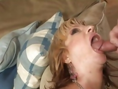 Brittany Blaze gets will not hear of brashness filled with thick cum