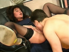 Older bumpers plus muff craving for some germaneness from well-hung younger guy