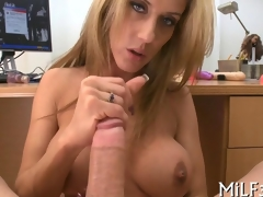 milf gets anal plowed and the pounding is dazzling