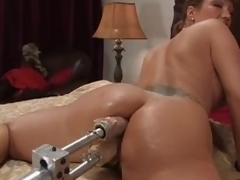 Vitalized milf Ava Devine got a handful be required of machines everywhere portray with regard to