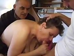Dude TAKES HIS Be advisable for epoch BBW WIFE Adjacent to A Henchman Adjacent to FUCK