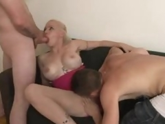 Tattooed fake tits amateur milf hardcore sexual relations instalment