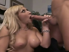 Billy Glide is one hard-dicked scantling who can't remain true to wanting in oral sexual connection more Golden-haired more mains hooters and bald snatch