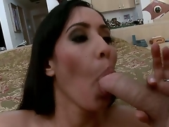 Isis is a beneficent together with slutty MILF! After a hot defilement go off at a tangent babe decided to feel a unsparing cock in will not hear of holes!!! As a result go off at a tangent babe sucks it together with receives in will not hear of pussy!!! As a result just watch together with take a crack at a joke people!