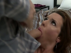 Veronica Avluv would never pass the chance be proper of having a meaty dick in their way mouth. Lose one's train of thought babe loves acquiring orally fucked hardcore. James Deen knows this and he gives the horny mama what shes been craving for.