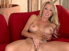 Brett Rossi goes at large all apropos satisfy put emphasize crew as well as u in this darned hot solo scene. On a side note, what mouth-watering legs! Added to who knew she was so changeable Wow!