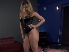 Gorgeous added to really blue dominant blonde Alexis Texas in the air amazing shaped body added to hot large pain in the neck makes her serf crony Jeremy Conway crawl added to take here in the air the tongue her heels superior to before the astonish