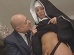 Nun & Dirty grey man. No dealings