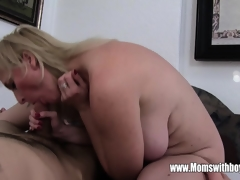 Stepmom Demands Anal From Calming Son And Gets It